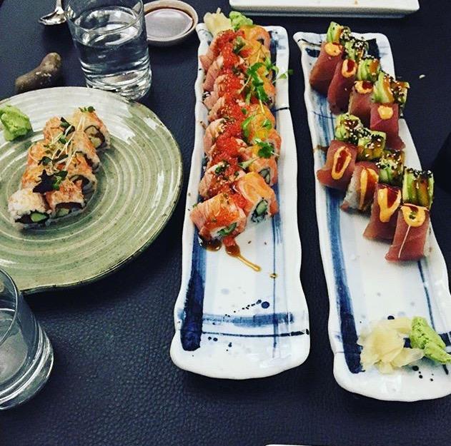 Sticks 'n' Sushi – CanaryWharf