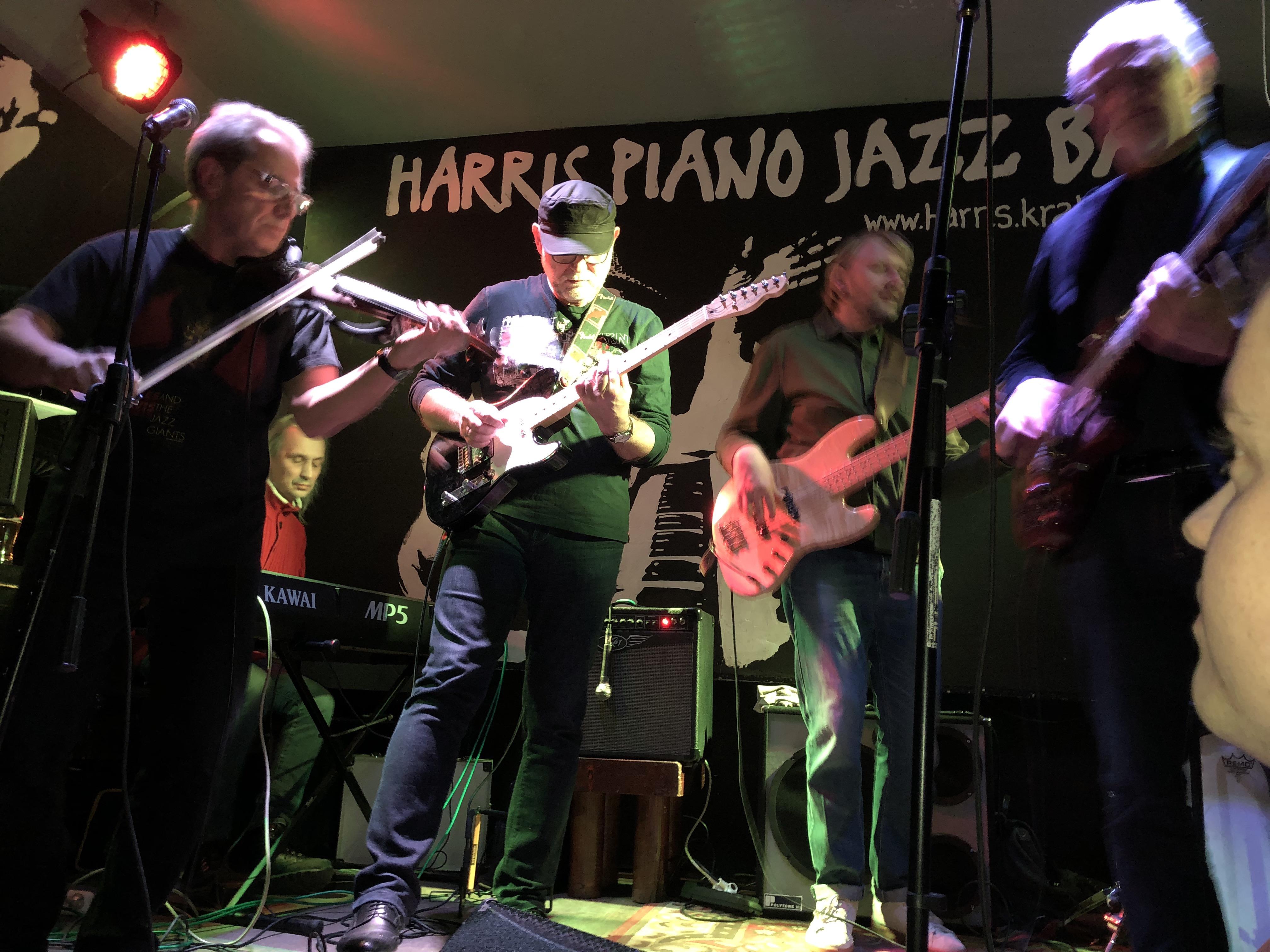 Harris Jazz